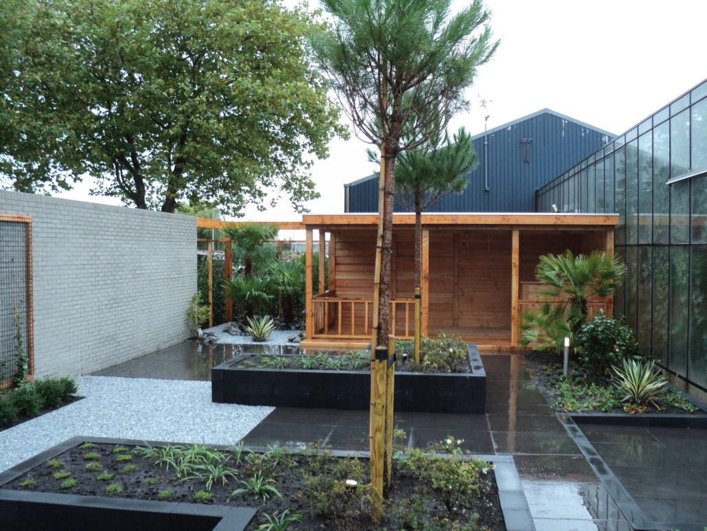 Tuinontwerp stijger garden design hoveniersbedrijf lansingerland