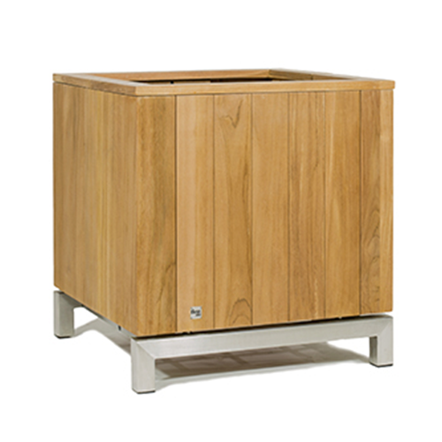 Plantenbak-kayu-roomdivider-natural-teak-60x60